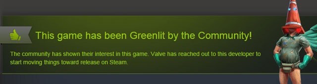 Everyone who backs will now get a Steam key!