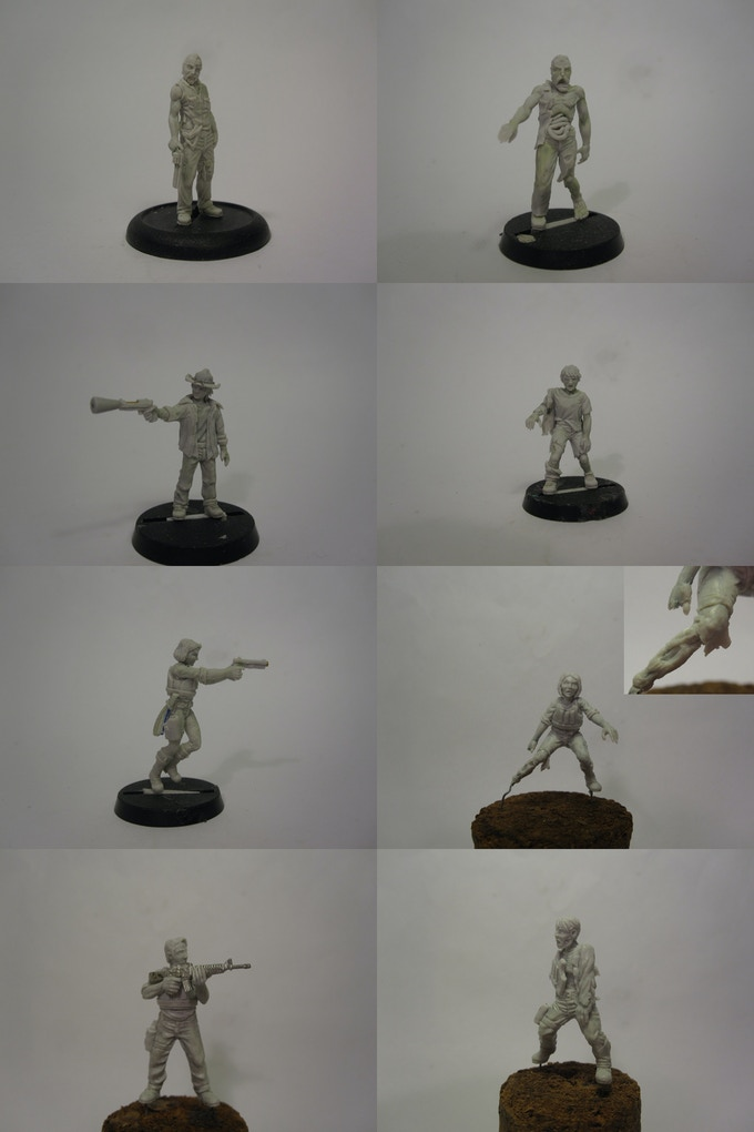 Wave One Miniatures