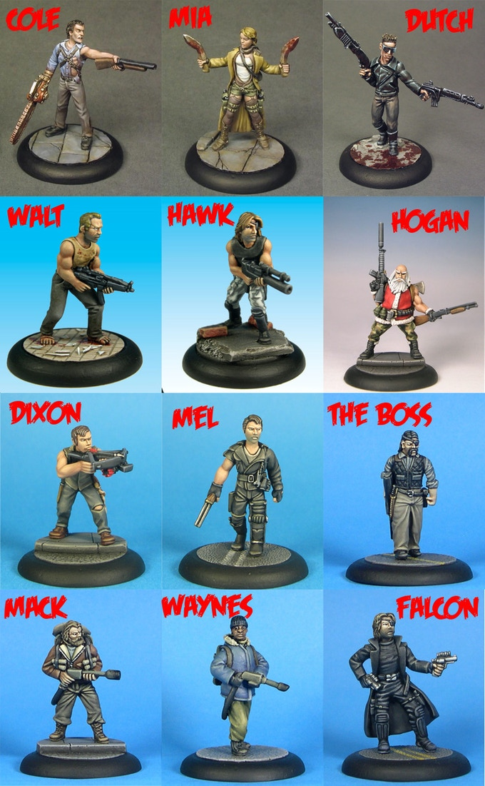 Single Miniatures