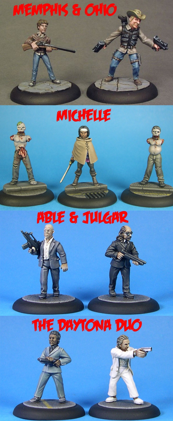 Double Miniatures