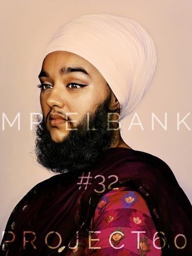 The Dame. Ms Harnaam Kaur.