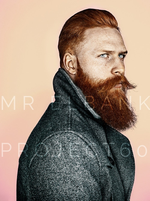 The Ginger Beard.