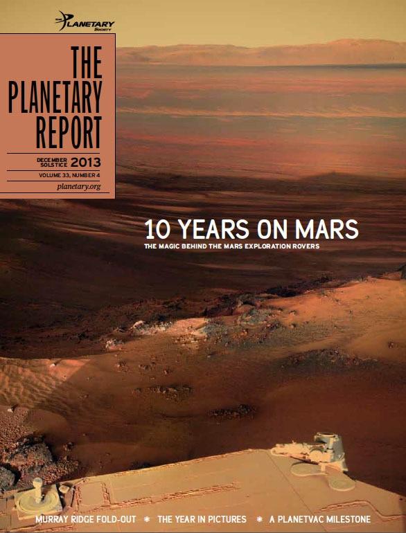 The Planetary Report Quarterly Magazine