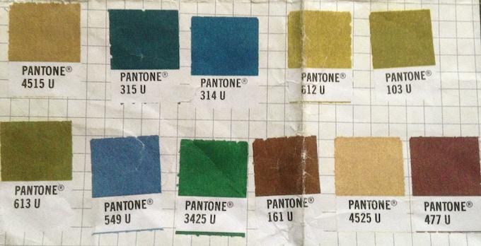 Production Design - Sensoria Color Tone