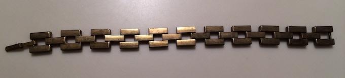 $1,725 reward: Maripol-designed bracelet!