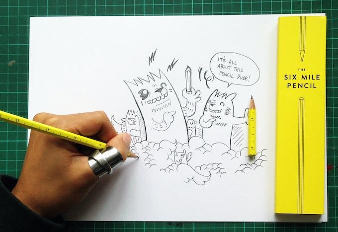 Illustration Courtesy Of Superstar Illustrator Geo Law - www.getaloadageo.co.uk