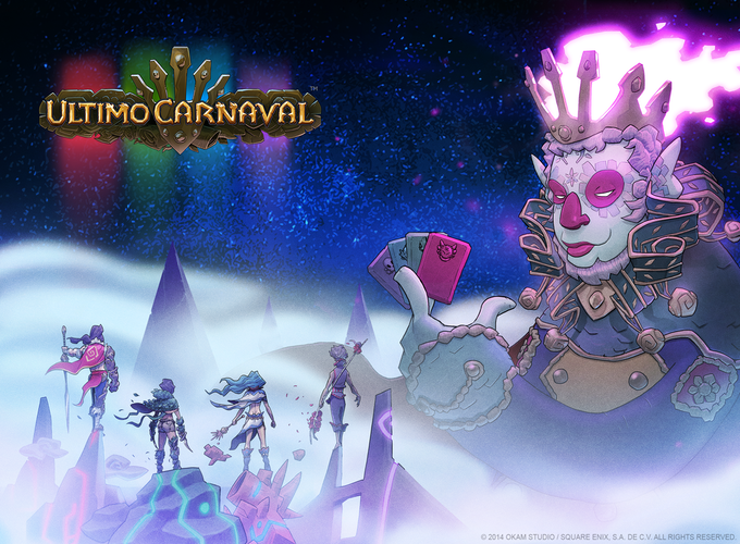 """""""ULTIMO CARNAVAL"""" is a Collectible Card Game for the latest generation of Smartphones created by the first collaboration between SQUARE ENIX and a Latin studio: the Argentinean OKAM STUDIO."""