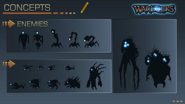 Warlocks (PC, Mac, Linux, Wii U) by One More Level — Kickstarter