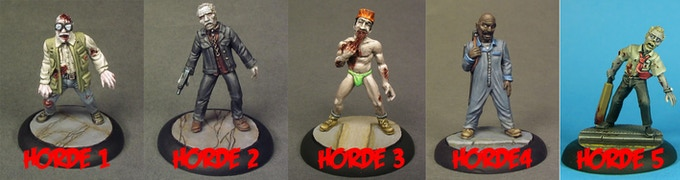 Horde Exclusive Miniatures
