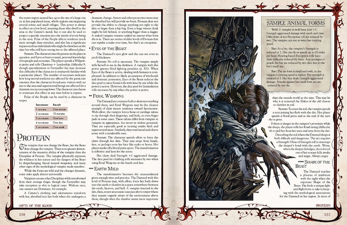 Chapter Five Protean Spread