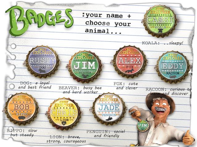 Jolly Jim's A-Z of Amazing Animals by Jim Trim — Kickstarter