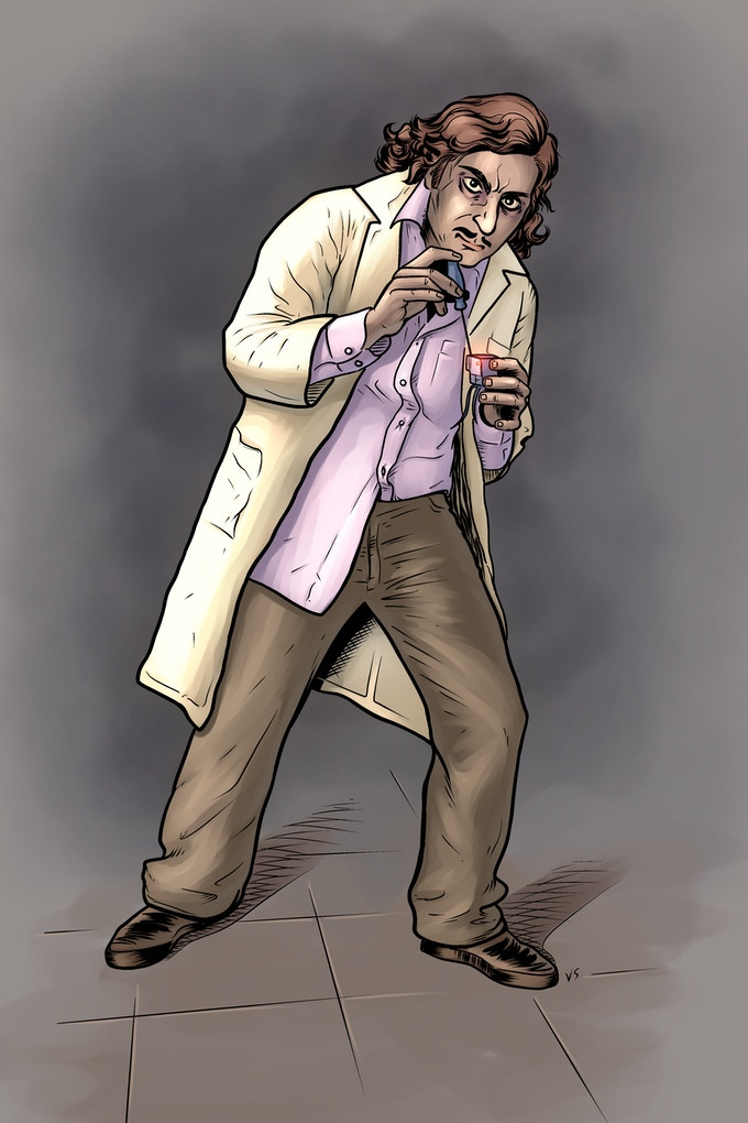 Dr. Whiro