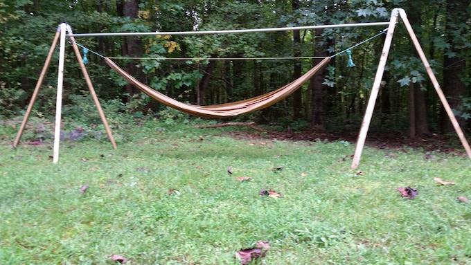 Calendar Extender Design : Tato gear folding hammock stand kit by bryan oates