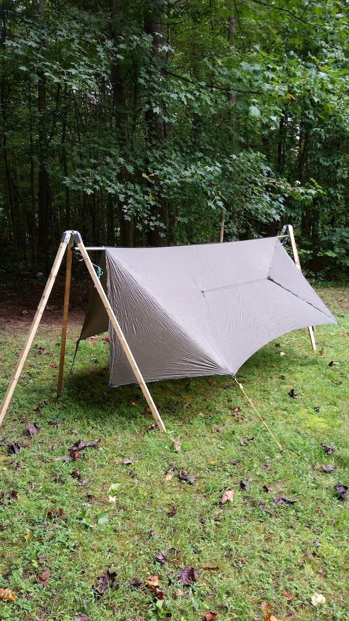 TATO Gear Folding Hammock Stand Kit by Bryan Oates ...