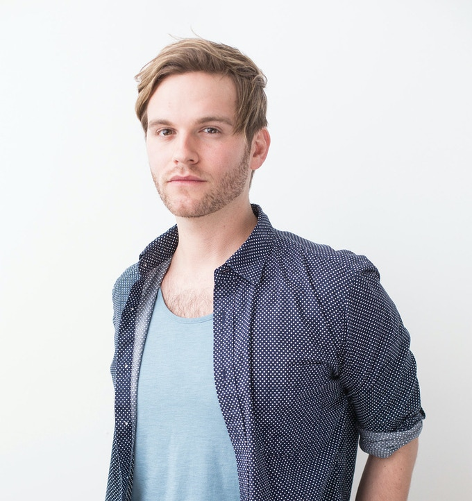 "Van Hansis is the acclaimed three-time Emmy nominee from ""As The World Turns"" and the star of LOGO's series ""Eastsiders"""