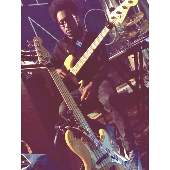 """These YouStraps are dope! Super comfortable, doesn't get slippery while playing."" ~ Keithen ""Bassman"" Foster"