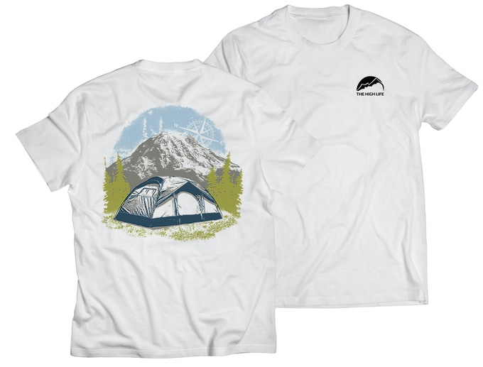 The High Life™ Camper - White
