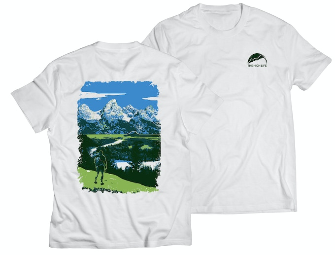The High Life™ Teton - White