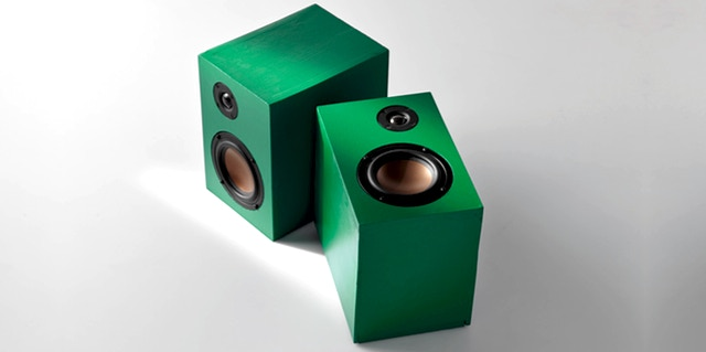 Speakers made from medium-density fiberboard (MDF)