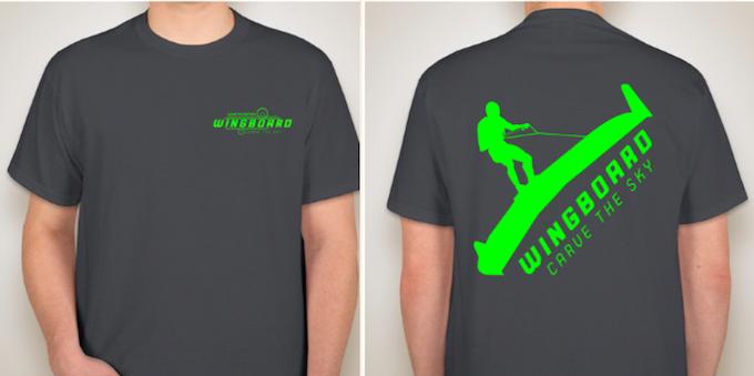WingBoard T-shirt