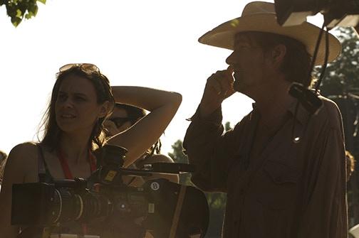 Lee Daniel and Karen Skloss (in production on SUNSHINE)