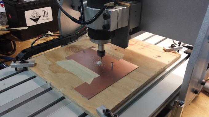 CNC Milling PCB