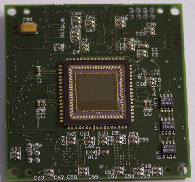 Sensor side of the fps1000