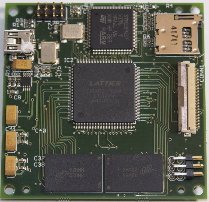 fps1000 Single board camera