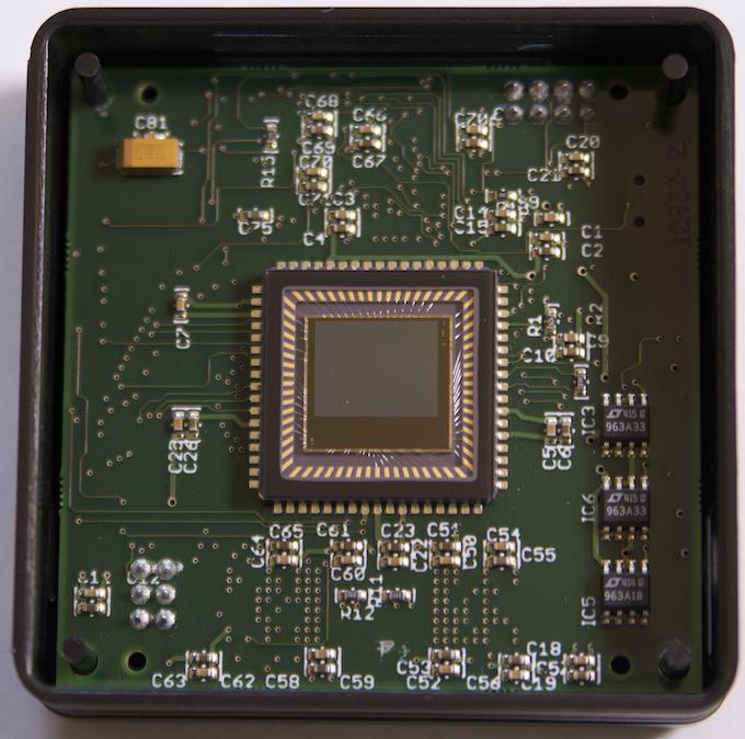 fps1000 board inside its case