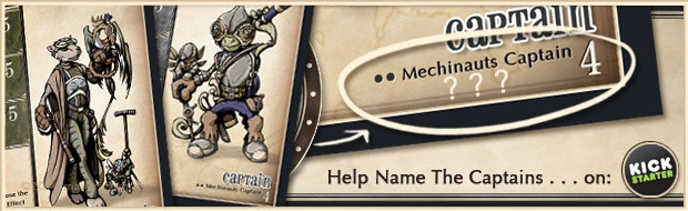 Next on #namethat: Name a name for the nameless captains so they can have a name!