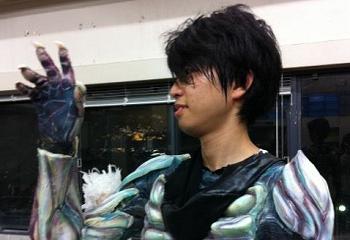Shingo Maehata, Director of Zella: Monster Martial Law