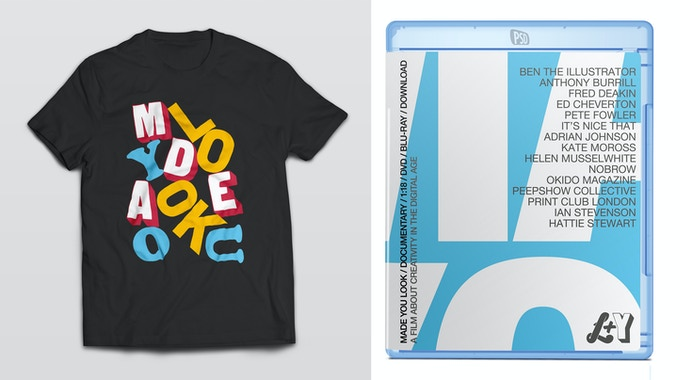Possible t-shirt and Blu-ray designs