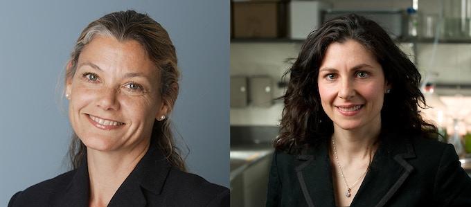 Dr. Christi Heck, Epilepsy expert     | Dr. Maria Pia Miglietta, Turritopsis expert