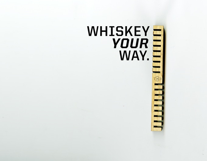 Personalize your whiskey.