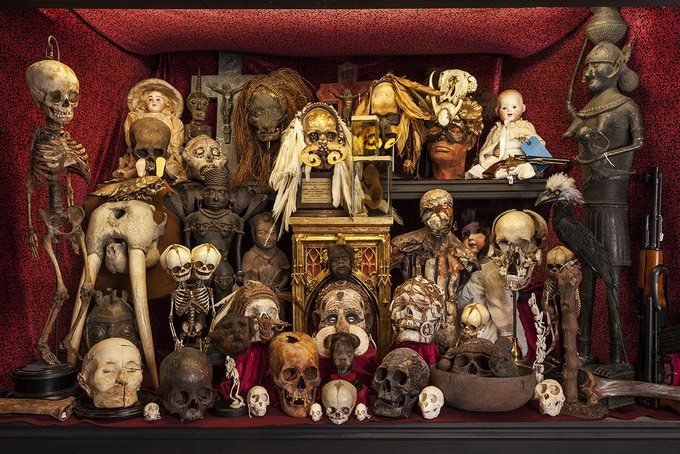 Cabinet of Death
