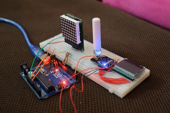 BLEasy Host with Arduino UNO