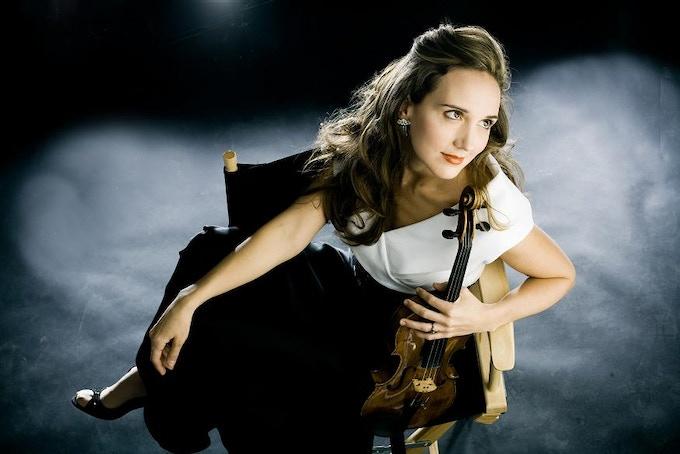 Jenny Oaks Baker, America's Violinist