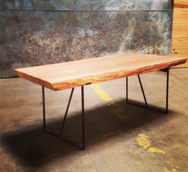Tree Trunk Coffee Table South Africa: Flitch Coffee By Erica Foster —Kickstarter