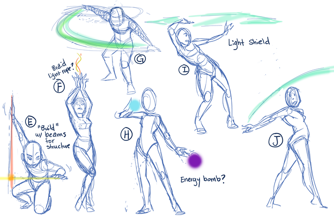 """Concept Art for """"Lining"""""""