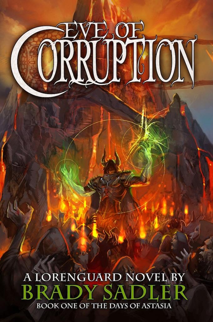 "Current publication of ""Eve of Corruption"""