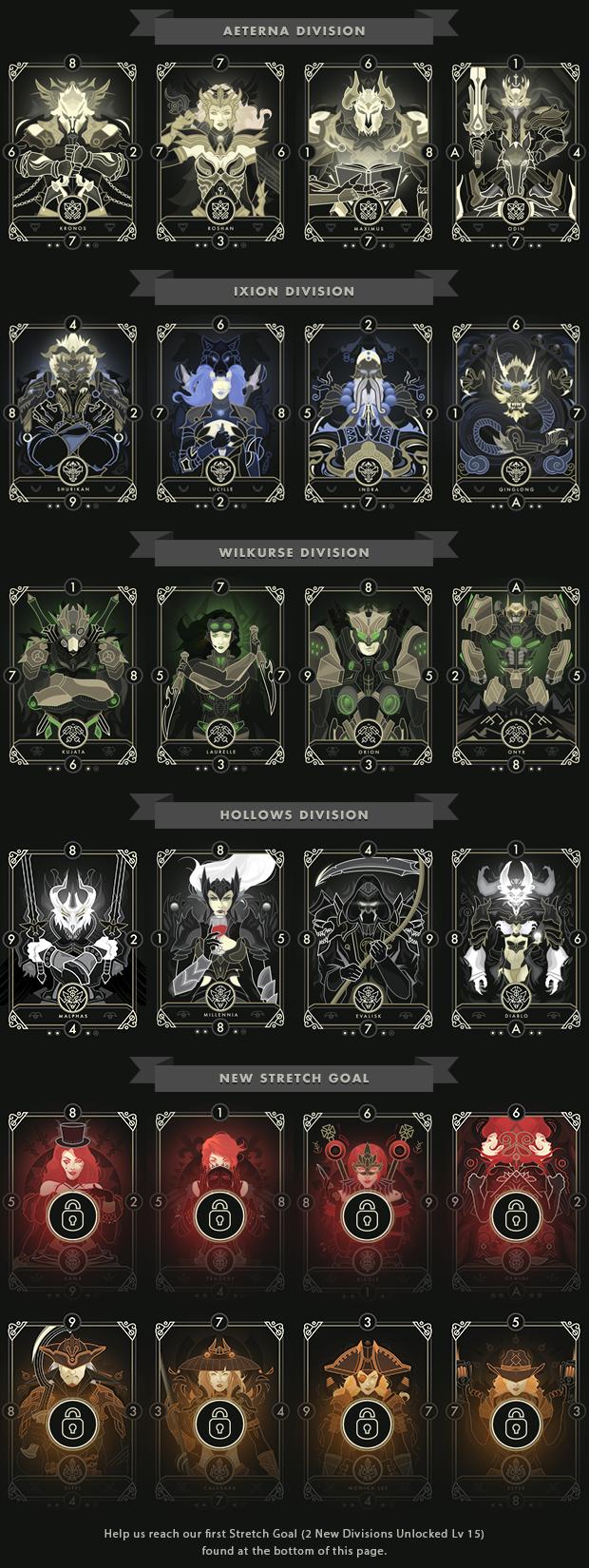 Eminence: Xander's Tales (TCG/MMORPG) by Aeterna Studios