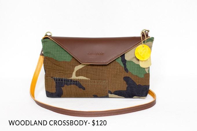 Woodland Crossbody