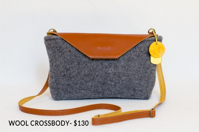 Wool Crossbody