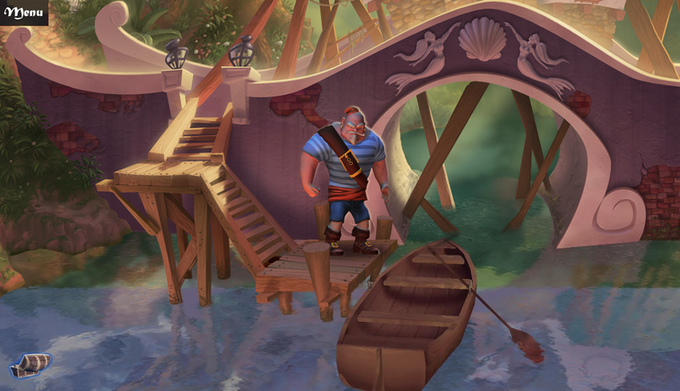 Frustrated and humiliated, Duke contemplates rowing back to his crew and giving up his dream.