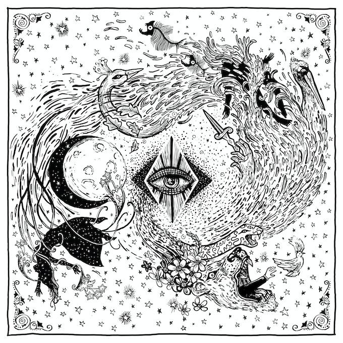 The Prisma Visions Tarot by James R  Eads — Kickstarter