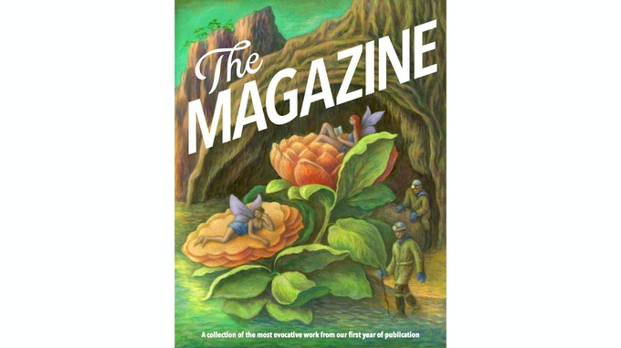 The Magazine: The Book (Year One)