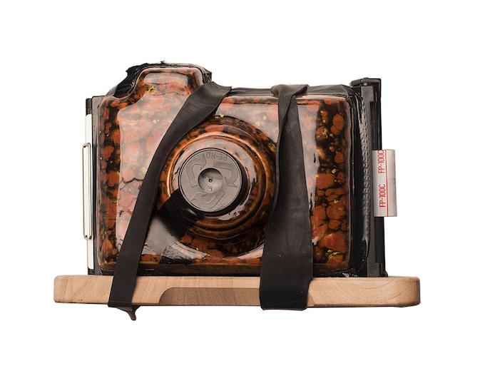 Instant Ceramic camera