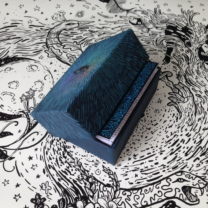 The Prisma Visions Tarot by James R  Eads — Kickstarter