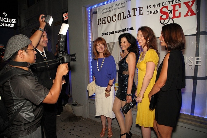 Producers (Kimberly Estrada, Rebecca Whitman & Aleisha Gore) Interviewed on the Famous Sunset Strip