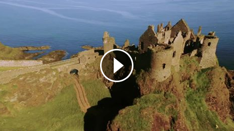 Here's a video of the Causeway Coast where we'll be recording The Cave Sessions